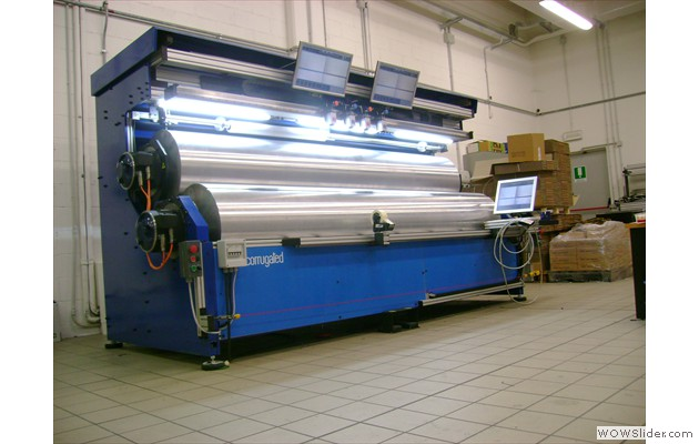 Mounter Proofer For Corrugated Pre Print Post Print