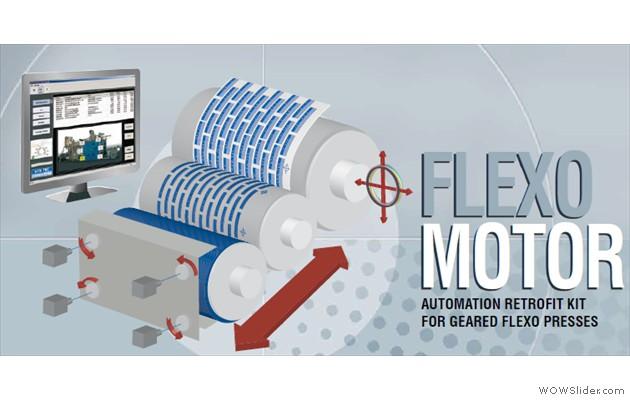 Flexo Motor New Life To Flexo Printing Presses