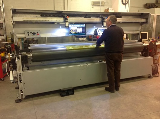 Flexo Plate Mounting New Plate Mounter For Tissue Printing