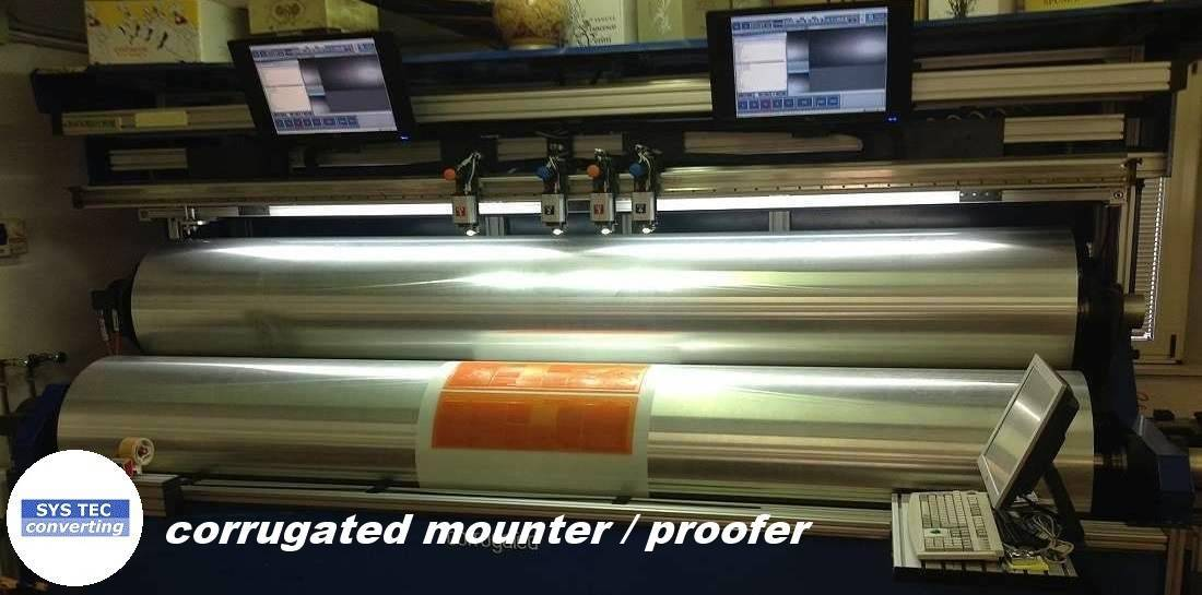 Flexo Plate Mounter
